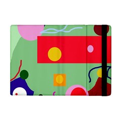 Optimistic abstraction iPad Mini 2 Flip Cases
