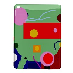 Optimistic abstraction iPad Air 2 Hardshell Cases