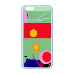 Optimistic abstraction Apple Seamless iPhone 6/6S Case (Color)