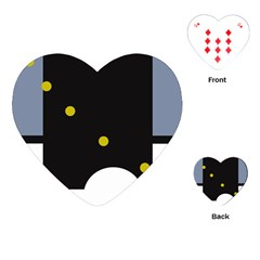 Abstract design Playing Cards (Heart)