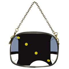 Abstract design Chain Purses (Two Sides)