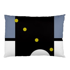 Abstract design Pillow Case (Two Sides)