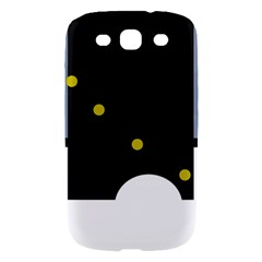 Abstract design Samsung Galaxy S III Hardshell Case
