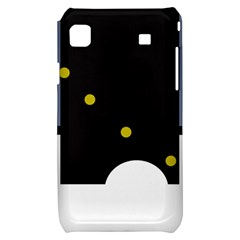 Abstract design Samsung Galaxy S i9000 Hardshell Case