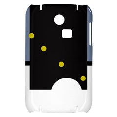 Abstract design Samsung S3350 Hardshell Case