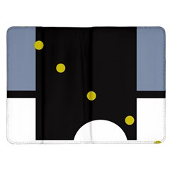 Abstract design Kindle Fire (1st Gen) Flip Case