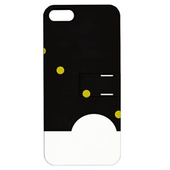 Abstract design Apple iPhone 5 Hardshell Case with Stand