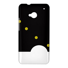 Abstract design HTC One M7 Hardshell Case