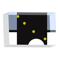 Abstract design 4 x 6  Acrylic Photo Blocks