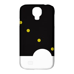 Abstract design Samsung Galaxy S4 Classic Hardshell Case (PC+Silicone)
