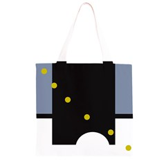 Abstract design Grocery Light Tote Bag