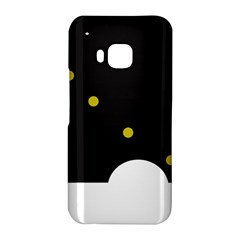 Abstract design HTC One M9 Hardshell Case