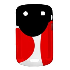 Red, black and white Bold Touch 9900 9930