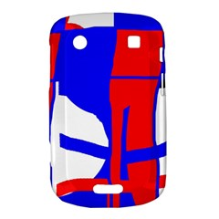 Blue, red, white design  Bold Touch 9900 9930