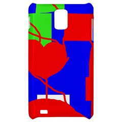 Abstract hart Samsung Infuse 4G Hardshell Case