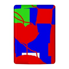Abstract hart Kindle 4