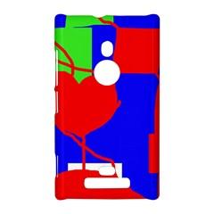 Abstract hart Nokia Lumia 925