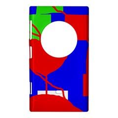 Abstract hart Nokia Lumia 1020