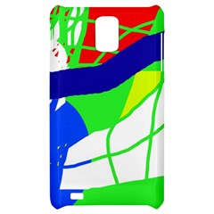 Colorful abstraction Samsung Infuse 4G Hardshell Case