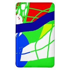 Colorful abstraction Samsung Galaxy Tab Pro 8.4 Hardshell Case