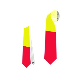 Colorful abstraction Neckties (Two Side)