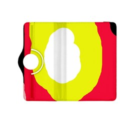 Colorful abstraction Kindle Fire HDX 8.9  Flip 360 Case