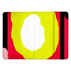 Colorful abstraction Samsung Galaxy Tab Pro 12.2  Flip Case