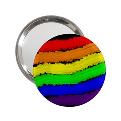 Rainbow 2.25  Handbag Mirrors