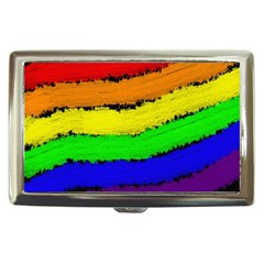 Rainbow Cigarette Money Cases
