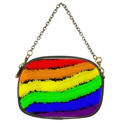 Rainbow Chain Purses (Two Sides)