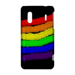 Rainbow HTC Evo Design 4G/ Hero S Hardshell Case