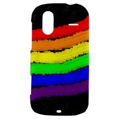 Rainbow HTC Amaze 4G Hardshell Case