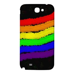 Rainbow Samsung Note 2 N7100 Hardshell Back Case
