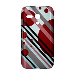 Colorful lines and circles Motorola Moto G