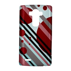 Colorful Lines And Circles Lg G4 Hardshell Case
