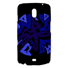 Deep blue abstraction Samsung Galaxy Nexus i9250 Hardshell Case