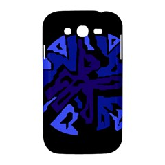 Deep blue abstraction Samsung Galaxy Grand DUOS I9082 Hardshell Case
