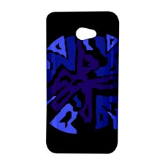 Deep blue abstraction HTC Butterfly S/HTC 9060 Hardshell Case