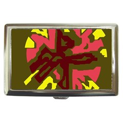 Abstraction Cigarette Money Cases