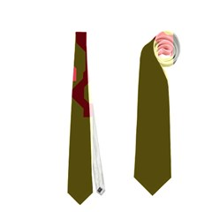 Abstraction Neckties (One Side)