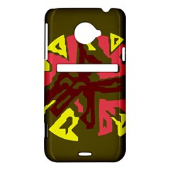 Abstraction HTC Evo 4G LTE Hardshell Case
