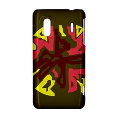 Abstraction HTC Evo Design 4G/ Hero S Hardshell Case