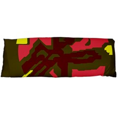 Abstraction Body Pillow Case Dakimakura (Two Sides)