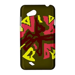 Abstraction HTC Desire VC (T328D) Hardshell Case