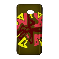 Abstraction HTC Butterfly S/HTC 9060 Hardshell Case