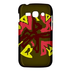 Abstraction Samsung Galaxy Ace 3 S7272 Hardshell Case