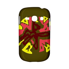 Abstraction Samsung Galaxy S6810 Hardshell Case