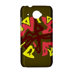Abstraction HTC Desire 601 Hardshell Case