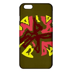Abstraction iPhone 6 Plus/6S Plus TPU Case