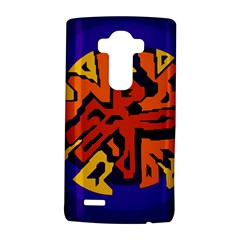 Orange ball LG G4 Hardshell Case